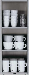 Melitta® cup-breakfast cw - Tassenwärmer